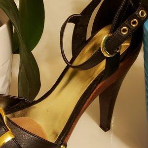Bakers Shoes - Barkers - Platform Heels